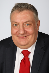 Councillor Alan Hall