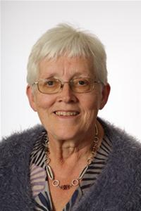 Councillor Stella Jeffrey