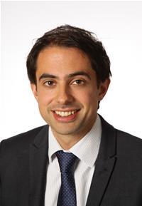 Councillor Simon Hooks